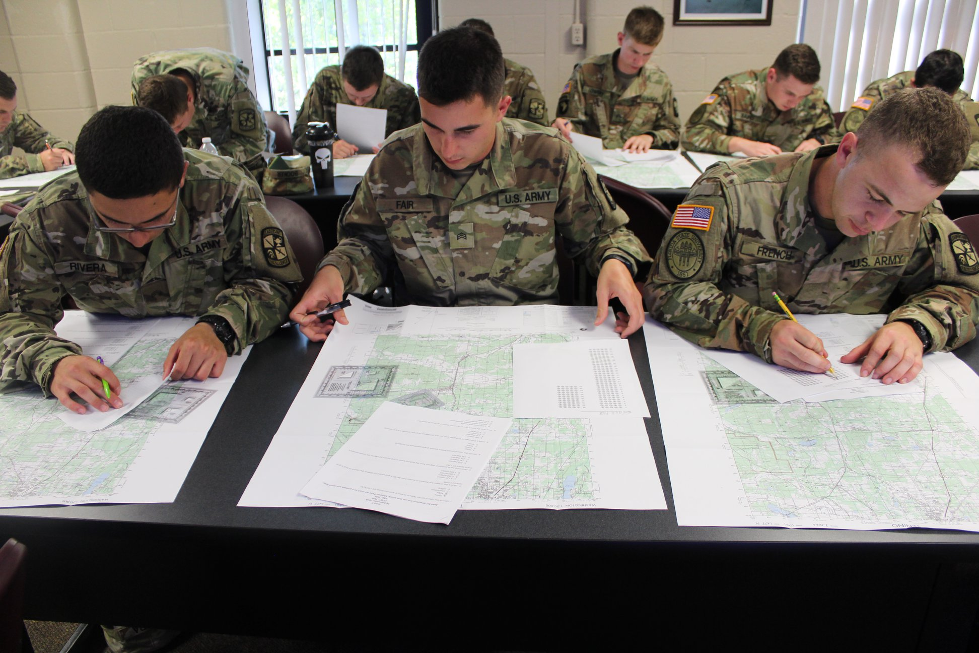 Land Navigation Lab 2019