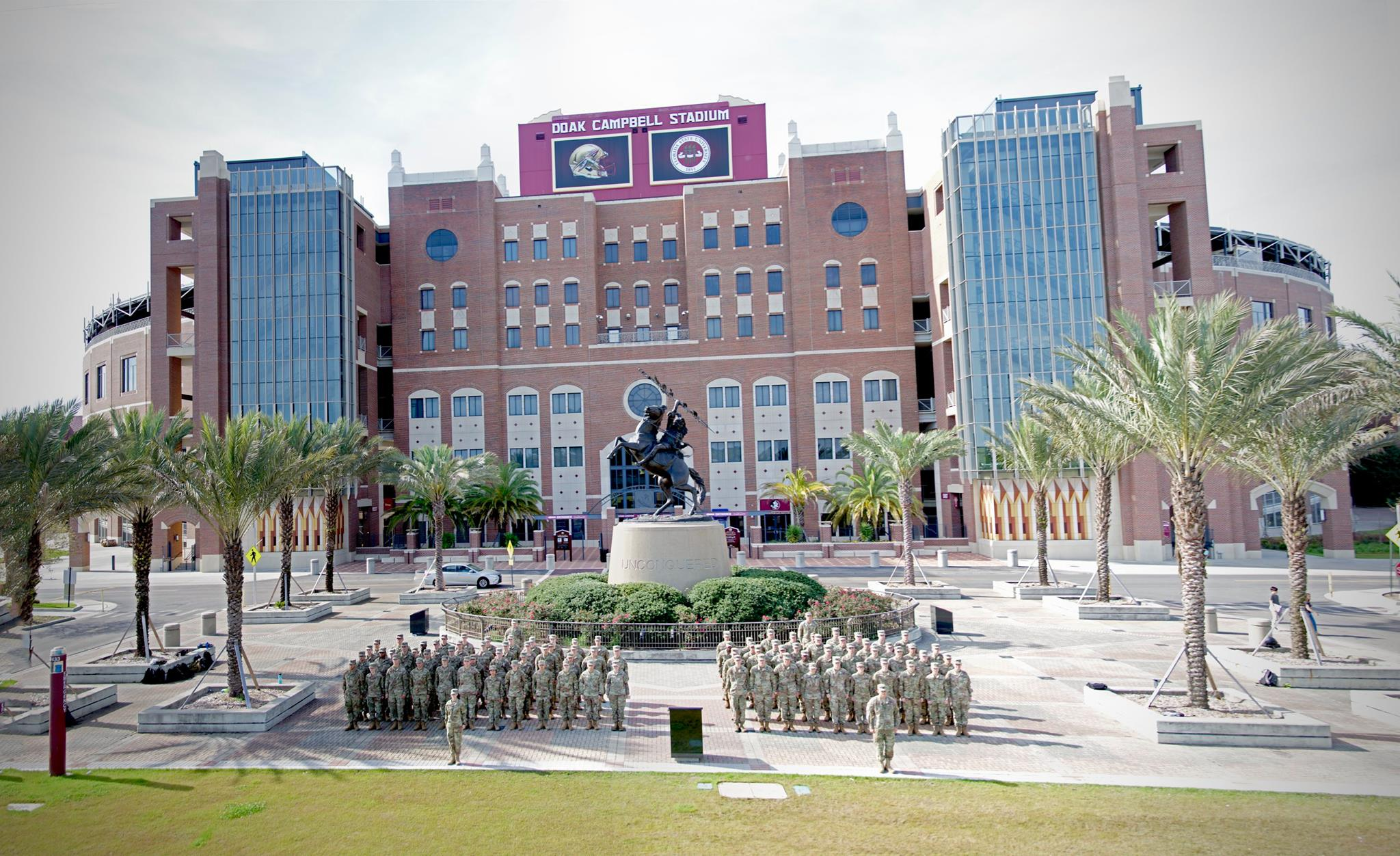 2019 Seminole Battalion